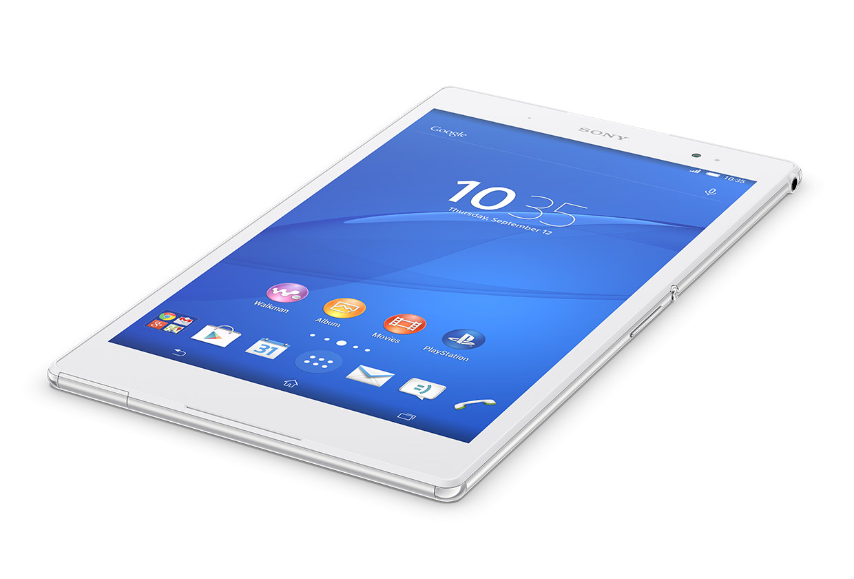 Обзор планшета Sony Xperia Z3 Tablet Compact